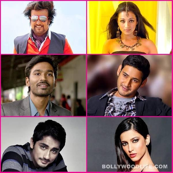 Shruti Haasan, Mahesh Babu beat Rajinikanth to be most popular Southern celebs  on Twitter!