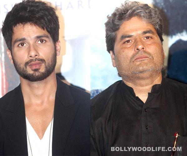 Shahid Kapoor and Vishal Bhardwaj do Haider for free!