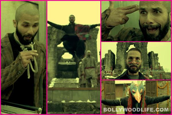 Shahid Kapoor's Haider trailer receives love from Kashmir!