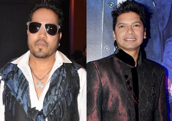 Mika Singh and Shaan gift Rs 2 lakh to the contestants of Entertainment Ke Liye Kuch Bhi Karega!