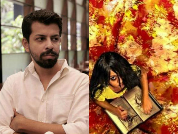 Pizza producer Bejoy Nambiar is scared of horror films!