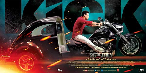 Salman Khan's Kick creates a new record in Pakistan
