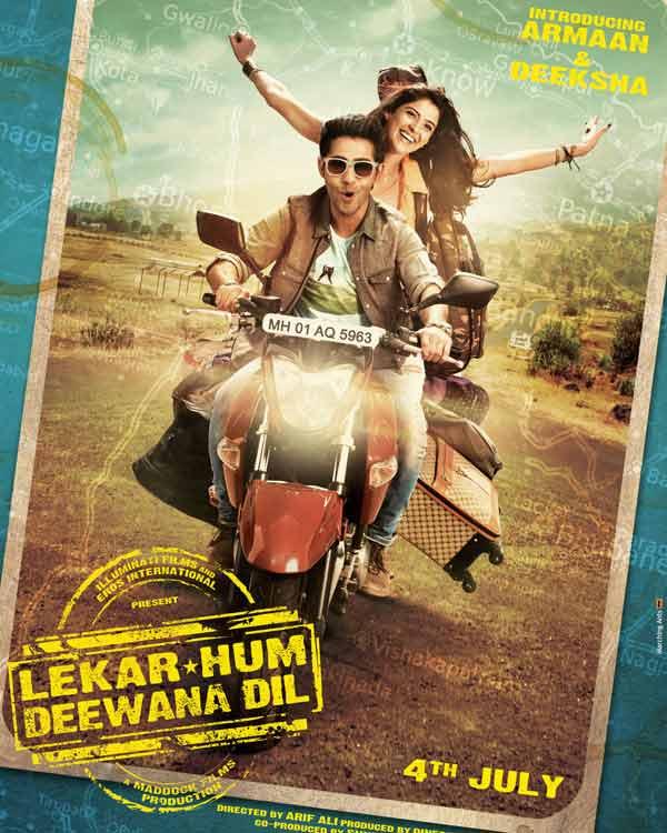 Lekar Hum Deewana Dil movie review: Armaan Jain and Deeksha Seth's love story is clichéd yet lovable!