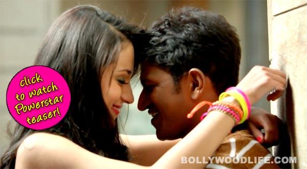 Power Star teaser: Kannada superstar Puneeth Rajkumar and Trisha sizzle together!