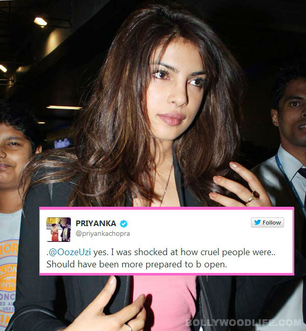 Priyanka Chopra reacts on her controversial Reddit AMA chat debut!