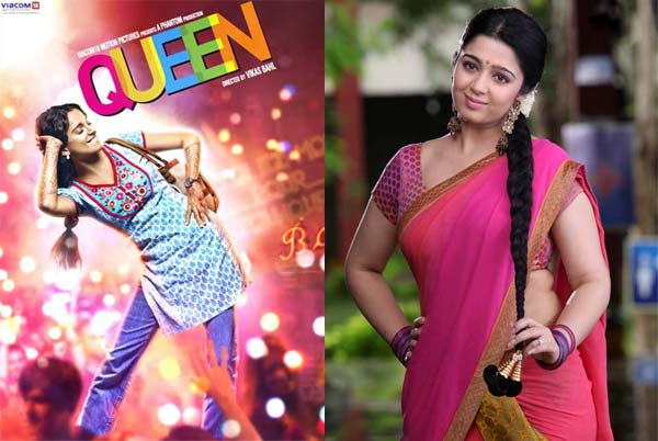 Charmee Kaur to reprise Kangana Ranaut's Queen role?