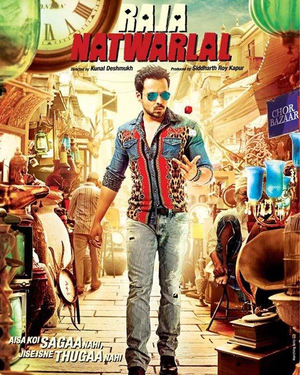 Raja Natwarlal first look: Emraan Hashmi is a fraud!