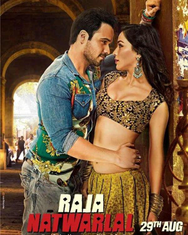 Raja Natwarlal poster: Emraan Hashmi set to romance Humaima Malik!