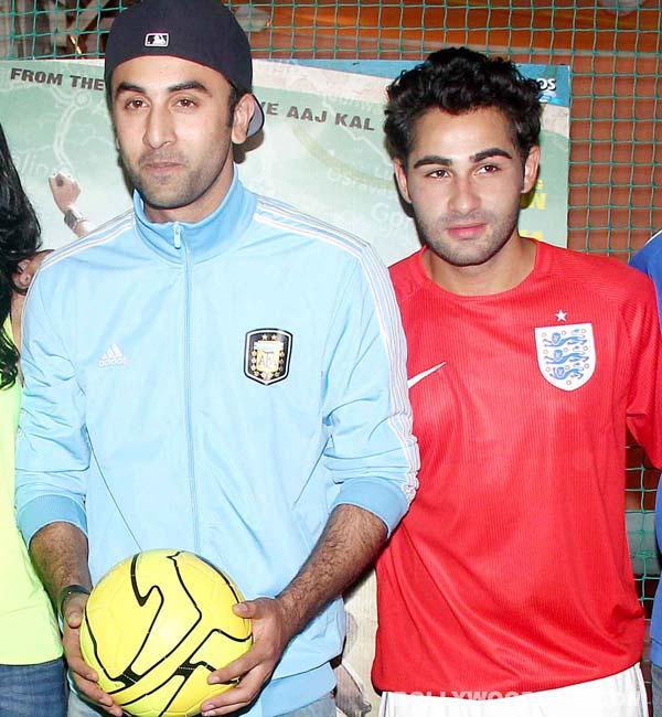 Why has Ranbir Kapoor not promoted his cousin Armaan Jain's film?
