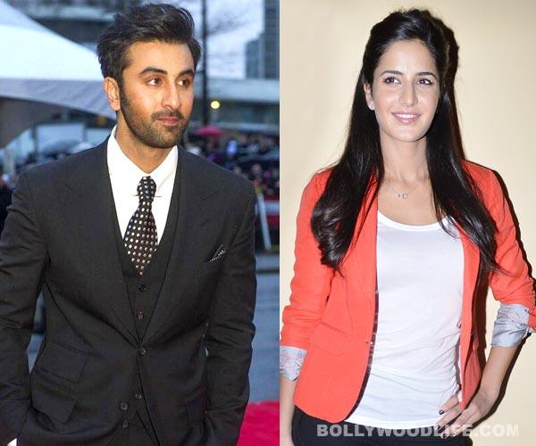 Ranbir Kapoor and Katrina Kaif to rent out a flat together!