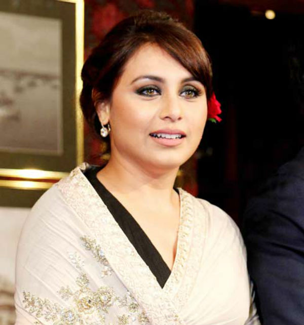 Rani Mukerji will retain her surname for her fans