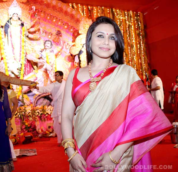 After Deepika Padukone and Katrina Kaif, Rani Mukerji seeks divine intervention