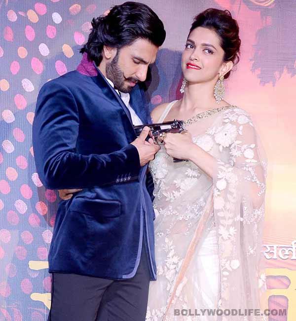 Was Ranveer Singh desperate to play Deepika Padukone's husband? Find out!