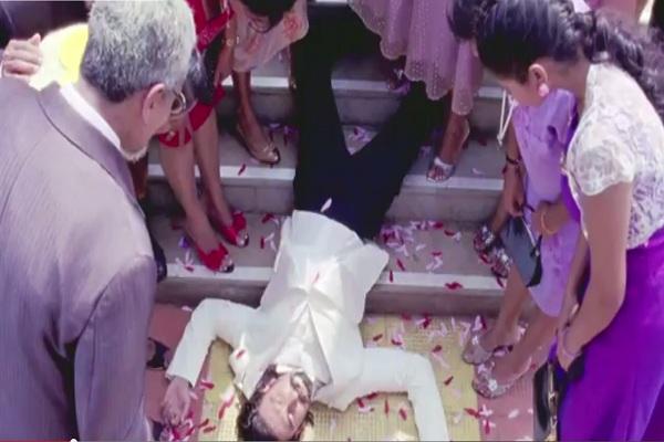 Spotted: Ranveer Singh in Finding Fanny movie trailer!