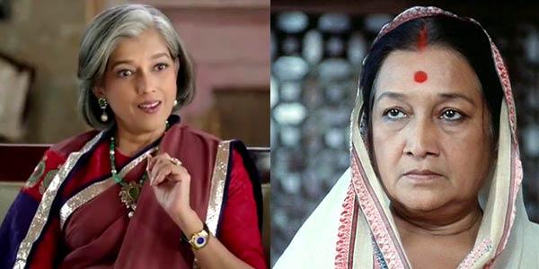 Ratna Pathak Shah to play Dina Pathak's role in Sonam Kapoor's Khoobsurat