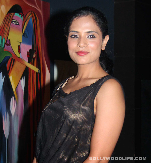 Richa Chadda: Performing in front of a live audience is tough and challenging!
