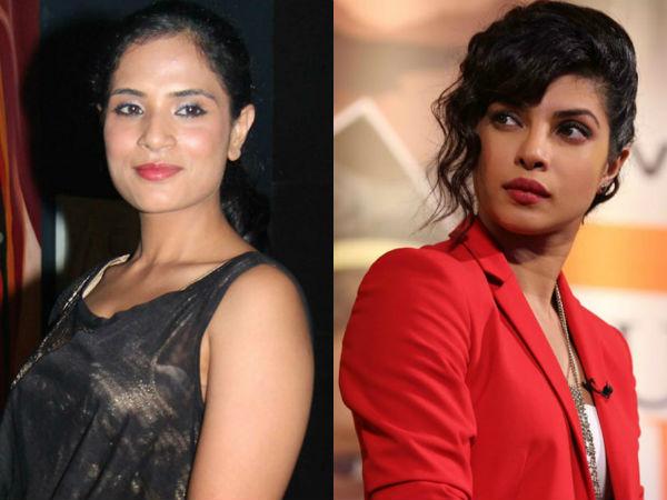 Priyanka Chopra loses a film to Richa Chadda