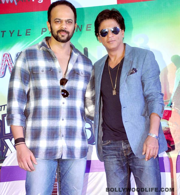 Shah Rukh Khan to start shooting for Rohit Shetty's next?