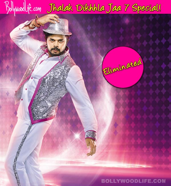 Jhalak Dikhhla Jaa 7 elimination: S Sreesanth evicted from the show!