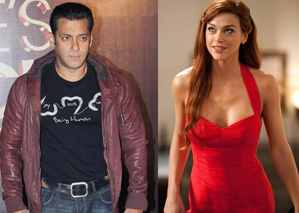 Salman Khan to bring Adrianne Palicki to India for Dr Cabbie?
