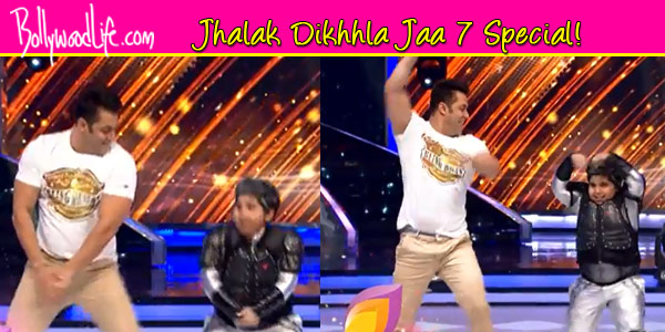 Jhalak Dikhhla Jaa 7 promo: Salman Khan shakes a leg with Akshat Singh-watch video!