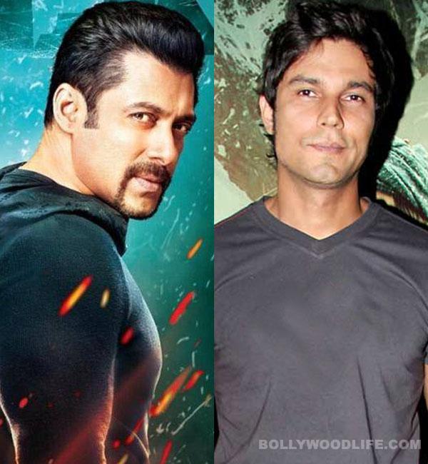 Why is Randeep Hooda missing from Salman Khan's Kick promotions?