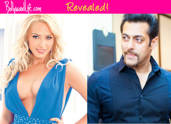 Revealed: Iulia Vantur to attend Salman Khan's Eid party!
