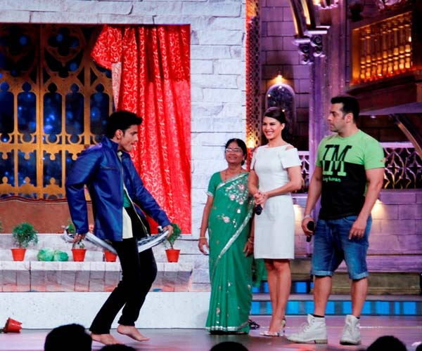 Zee Cinestars Ki Khoj: Salman Khan gets a Kick out of 'Being Human'