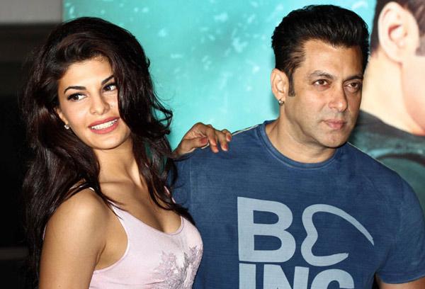 Salman Khan goes gaga over Jacqueline Fernandez!