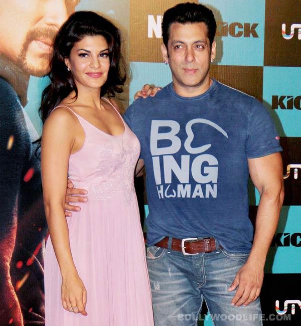 Did Salman Khan scare Jacqueline Fernandez?