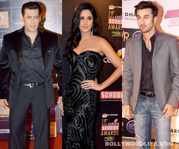 Salman Khan comes to Katrina Kaif's rescue, not Ranbir Kapoor!