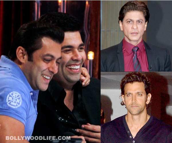 How Salman Khan beat Shah Rukh Khan and replaced Hrithik Roshan in Karan Johar's Shhuddhi?