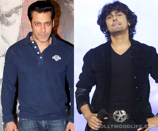 When Salman Khan replaced Sonu Nigam…