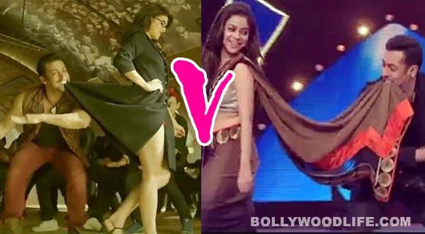Salman Khan replaces Jacqueline Fernandez with Comedy Nights With Kapil fame Sumona Chakravarti for Kick act!