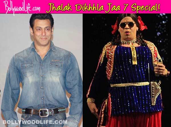 Jhalak Dikhhla Jaa 7: Salman Khan replaces Palak with Kiku Sharda!