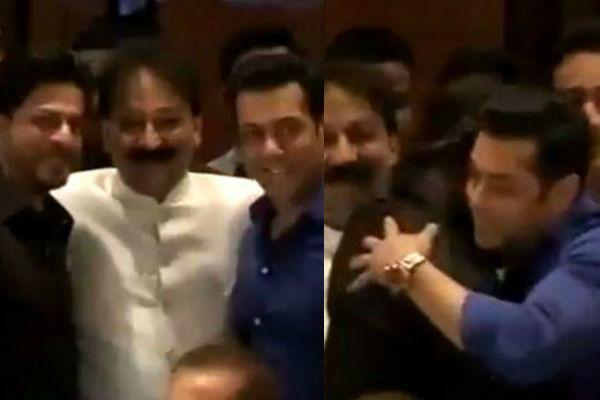 Exclusive: How Salman and Shah Rukh planned their Iftaar hug!
