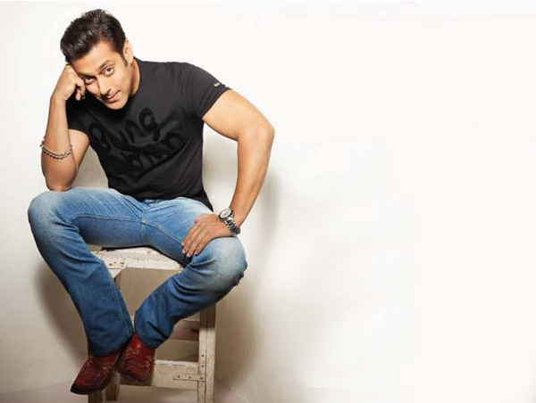 What was Salman Khan's special ride in Delhi?