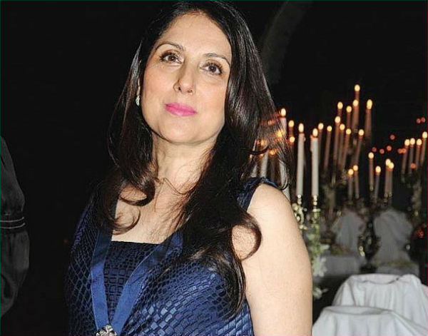 Samina Peerzada: I am a huge fan of Indian content