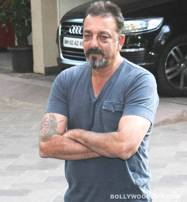 Sanjay Dutt celebrated his 55th birthday in Jail!