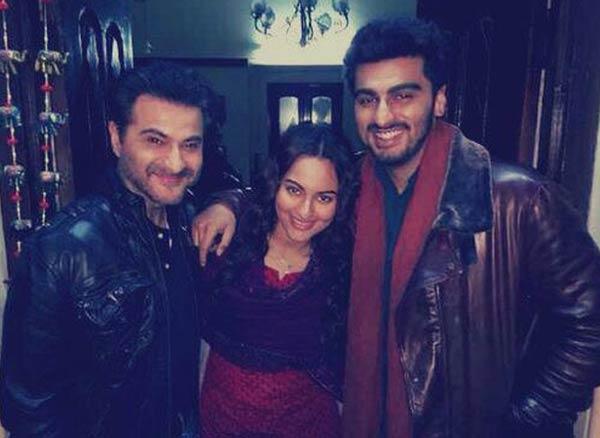 Arjun Kapoor and Sonakshi Sinha's Tevar to hit screens on January 9, 2015!