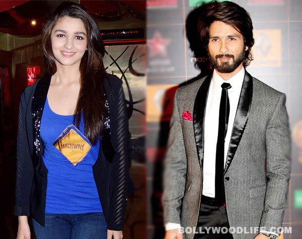 Alia Bhatt: I'm a huge Shahid Kapoor fan!
