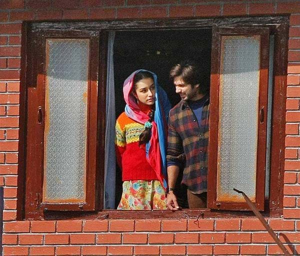 Shahid Kapoor and Shraddha Kapoor's Haider trailer to be out on July 8