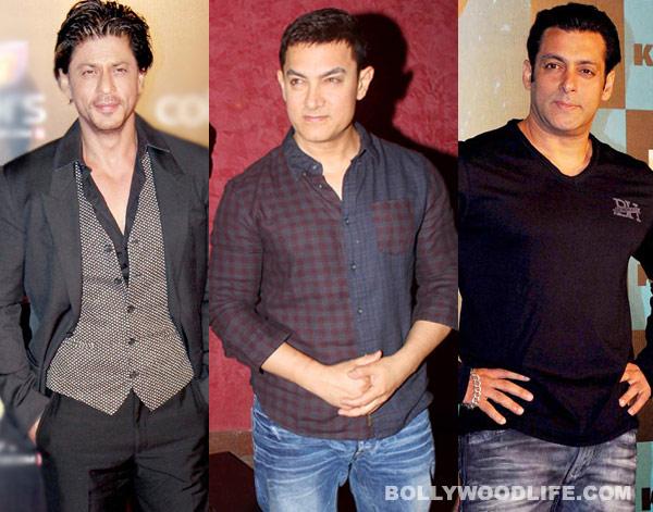 Shah Rukh Khan, Salman Khan and Aamir Khan's date diaries...