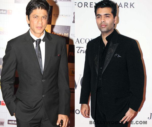 Karan Johar no longer a Shah Rukh Khan loyalist!
