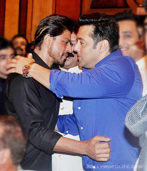 Salman Khan: Shah Rukh Khan and I are not best friends any more!