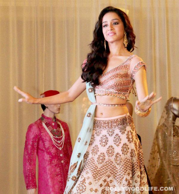 Shraddha Kapoor announced brand ambassador for India Bridal Fashion Week!