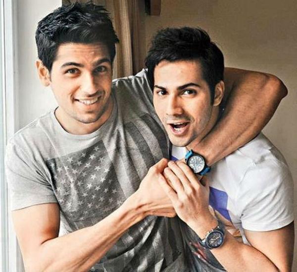 Varun Dhawan and Sidharth Malhotra in Karan Johar's next?