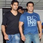 Salman Khan gifts Sidharth Malhotra a watch for EK Villain's success