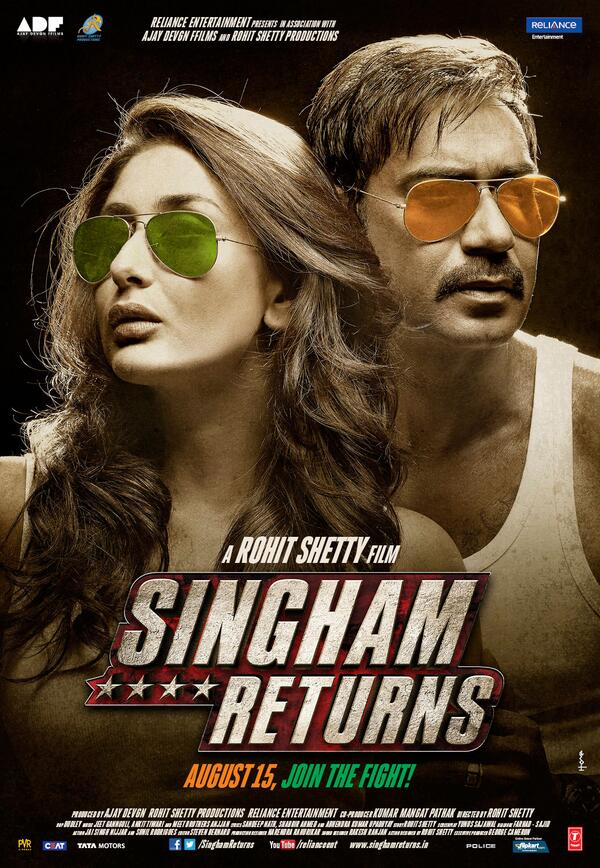 Singham Returns trailer: 3 things to expect from the Ajay Devgn-Kareena Kapoor Khan starrer