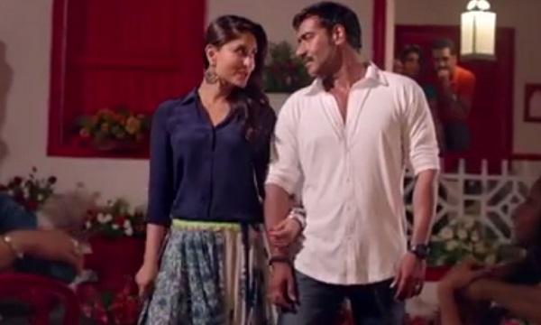 Singham Returns song Kuch toh hua hai: Ajay Devgn gets romantic for Kareena Kapoor Khan